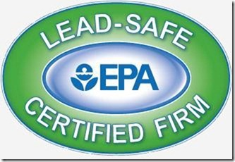 EPA Lead-Safe Certified Firm Seal